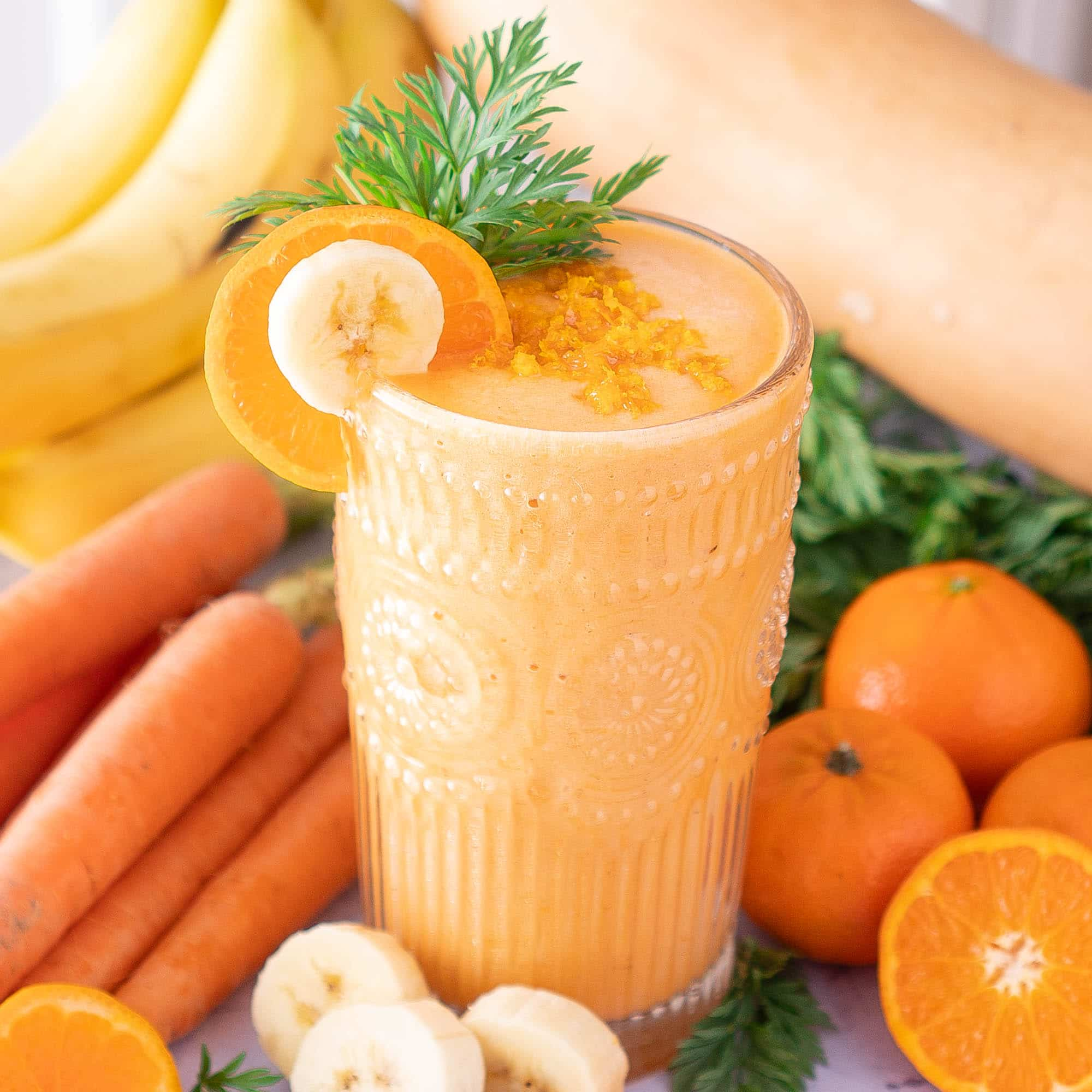 Orange Cream Smoothie